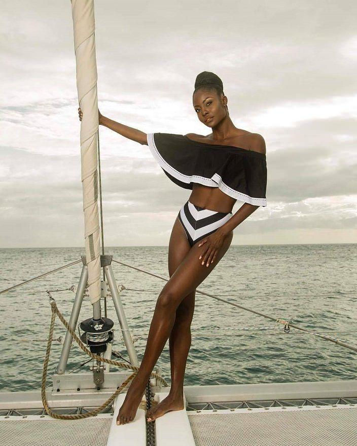Венди Фитцвилльям - самая красивая девушка из Тринидад и Тобаго