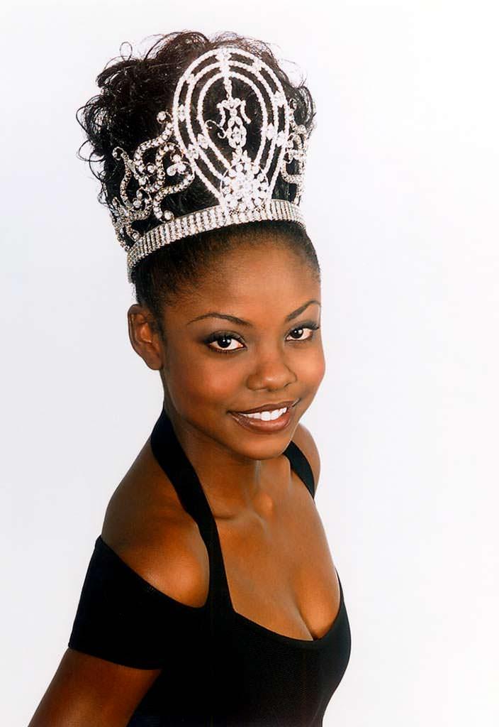 Венди Фитцвилльям - Мисс Тринидад и Тобаго 1998