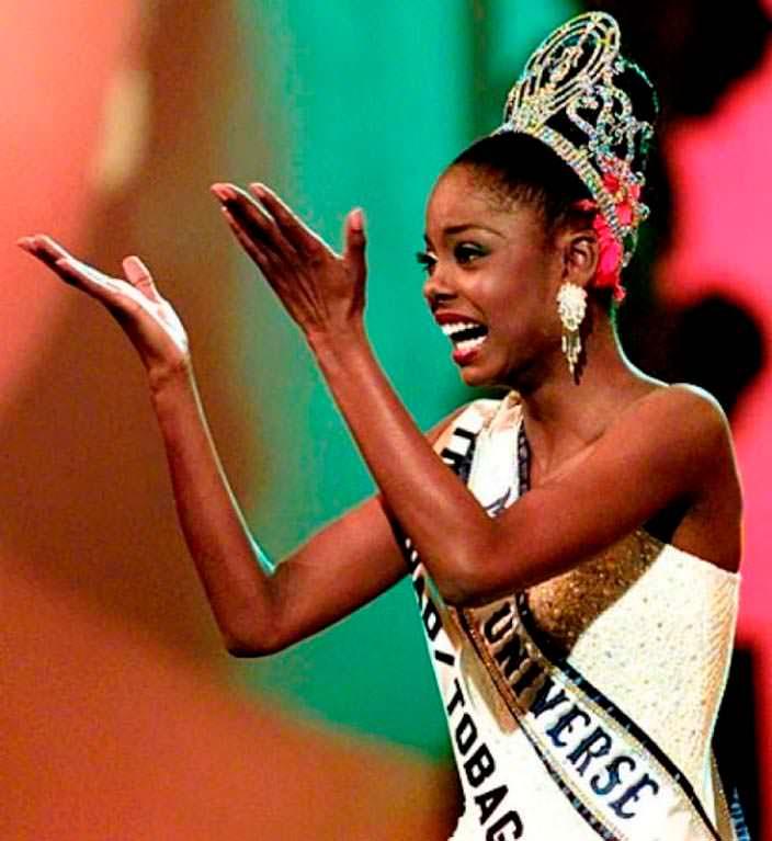 Венди Фитцвилльям - победительница «Мисс Вселенная 1998»