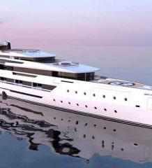 Ines: яхта длиной более 100 метров от Альваро Апарисио де Леон