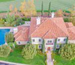 Хоккеист Уэйн Гретцки продал дом в Голливуде | фото и цена