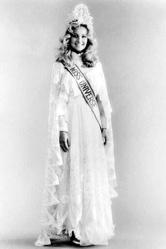 Ивонн Ридинг - 33-я Мисс Вселенная