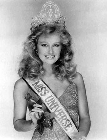 Ивонн Ридинг - Мисс Вселенная 1984