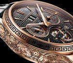Chopard посвятил золотые часы китайскому зодиаку | фото