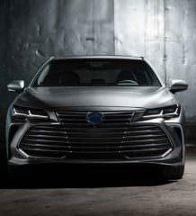 Cедан Toyota Avalon пятого поколения официально | фото