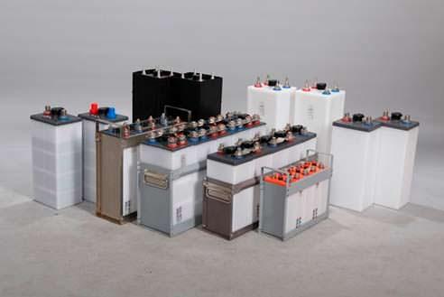 Варианты аккумуляторов для резервного электроснабжения