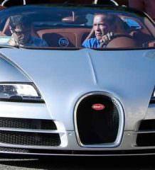 Арнольд Шварценеггер продал Bugatti Veyron. Цена $2,5 млн