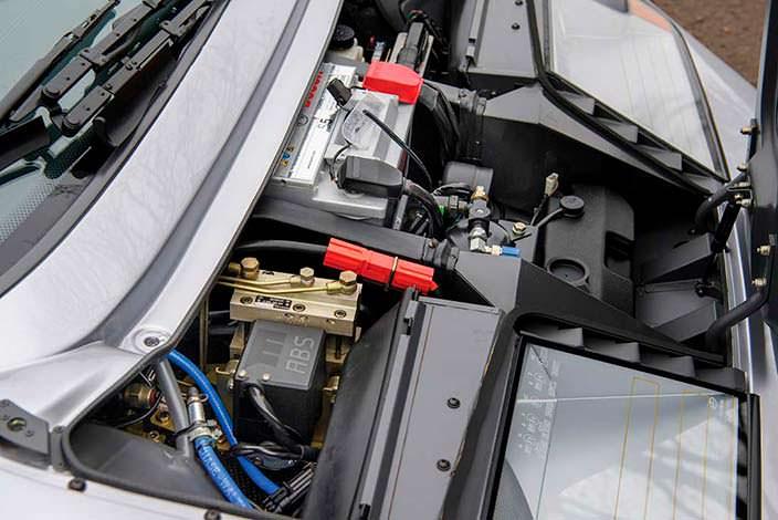 Аккумулятор Bugatti EB110 SS Prototype