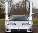 Продается коллекционная Bugatti EB110 SS Prototype | фото, цена