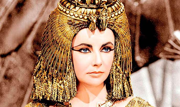 Клеопатра - самая развратная женщина древнего мира