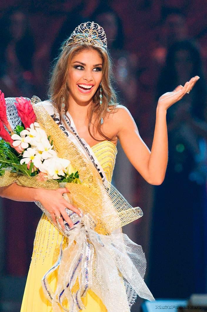 Дайана Мендоса - 57-я Мисс Вселенная