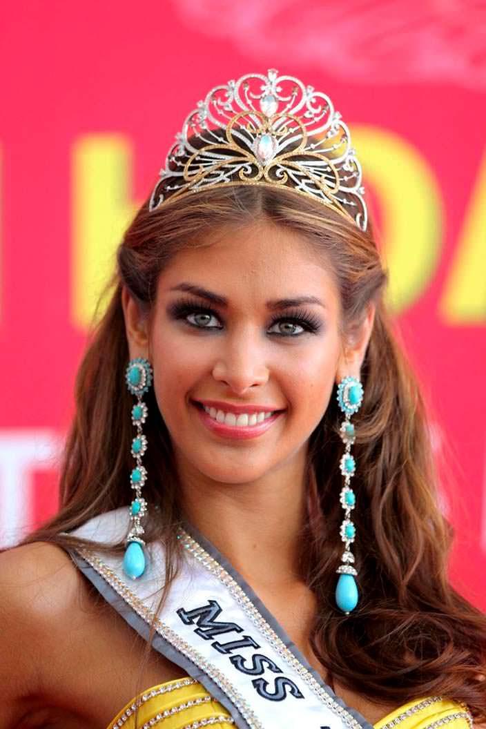 Дайана Мендоса - Мисс Вселенная из Венесуэлы