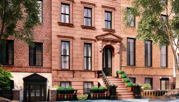 Актёр Дэниел Крейг купил дом в Нью-Йорке | фото и цена