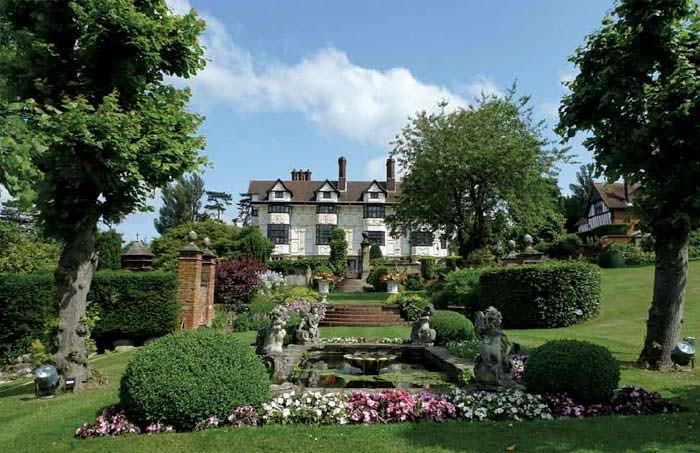 Элитная недвижимость в Англии Рода Стюарта
