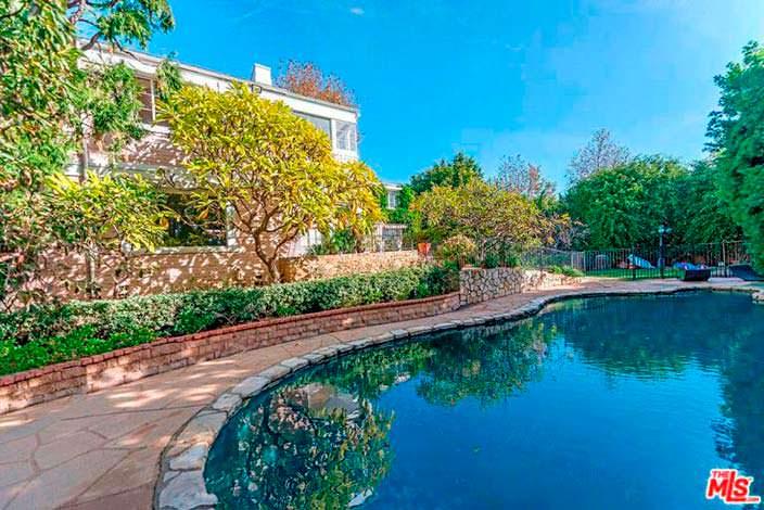 Дом Вупи Голдберг в Лос-Анджелесе