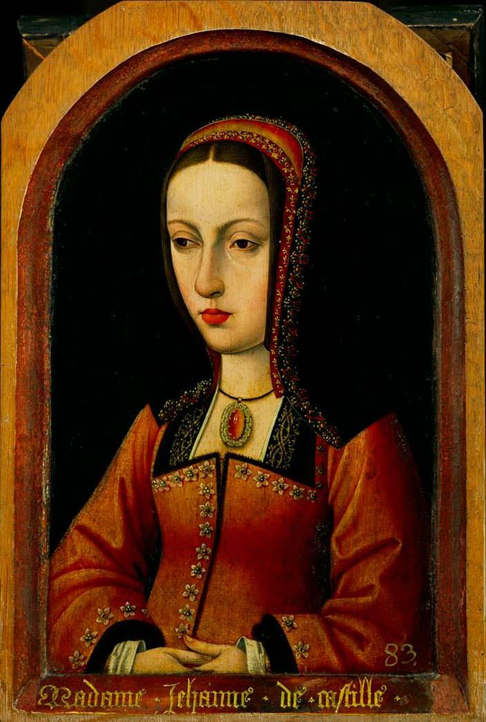 Джованна I - самая развратная женщина 1300-х гг.