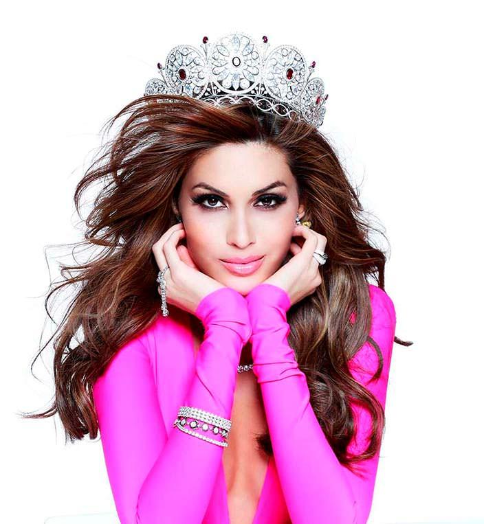 Мария Габриэла Ислер - Мисс Вселенная 2013