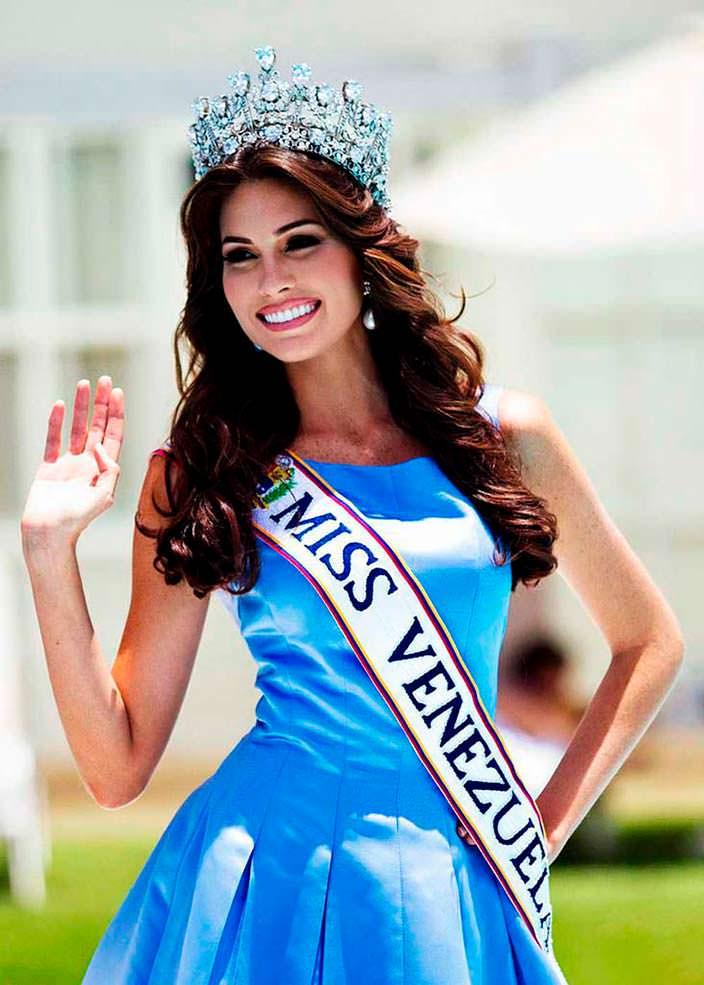 Мария Габриэла Ислер - Мисс Венесуэла 2012