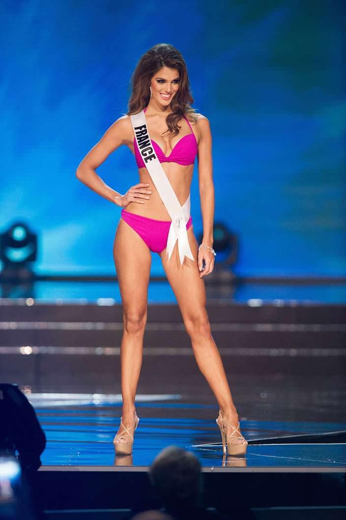 Ирис Миттенар - Мисс Франция 2016