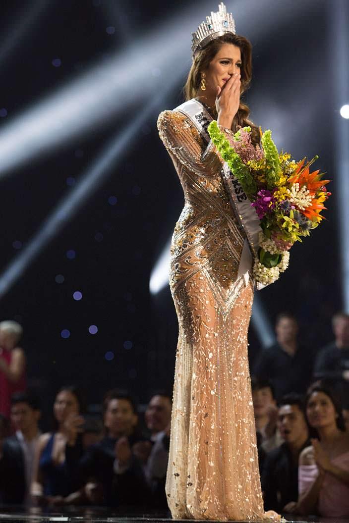 Мисс Вселенная 2016 года