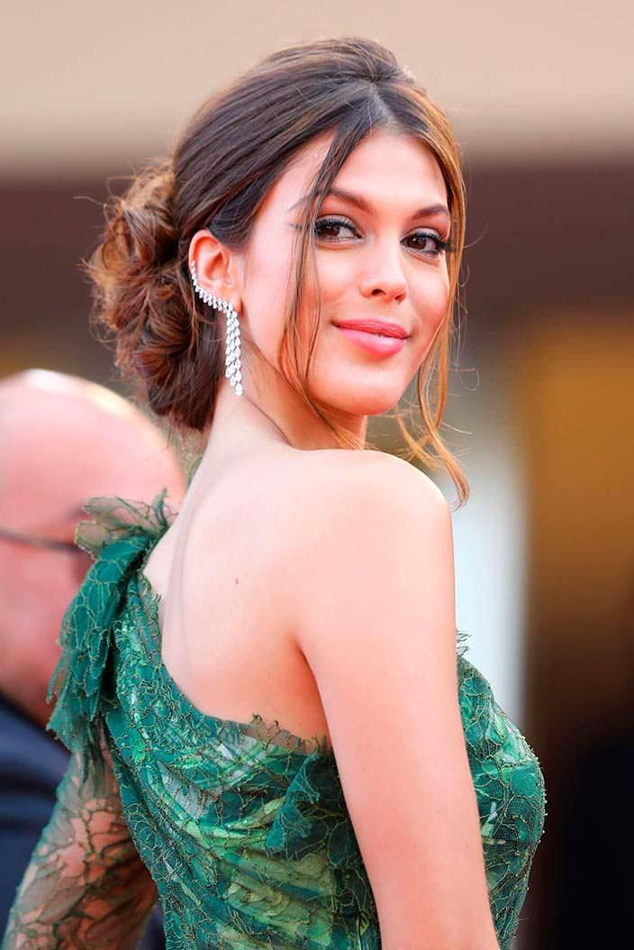 Ирис Миттенар - Мисс Вселенная Франция 2016