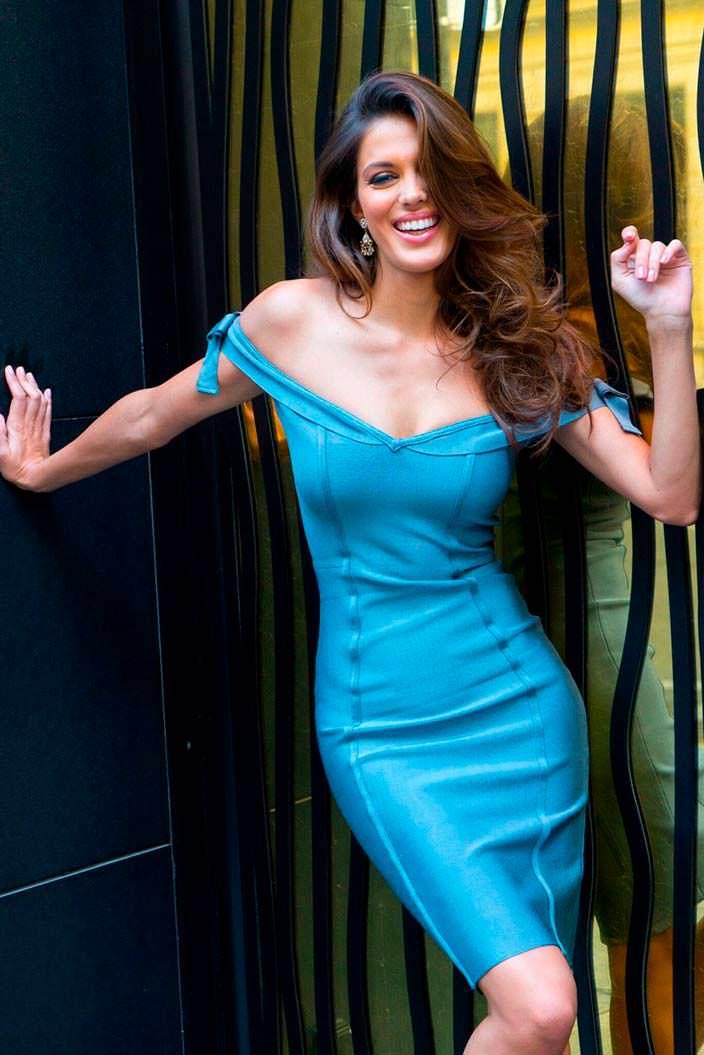 Ирис Миттенар - Мисс Фландрия 2015