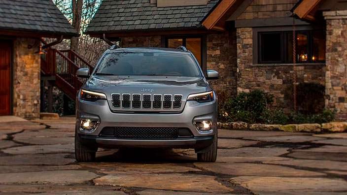 Рестайлинг Jeep Cherokee 2019 года