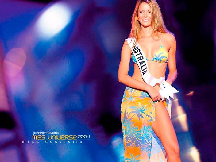Дженнифер Хоукинс - 53-я Мисс Вселенная