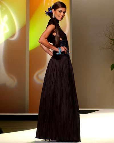 Жюстин Пасек - 51-я Мисс Вселенная