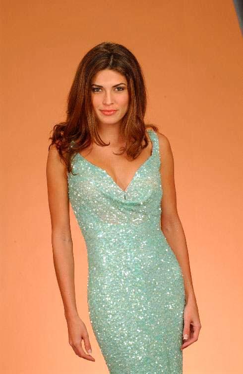 Жюстин Пасек - Мисс Вселенная из Панамы