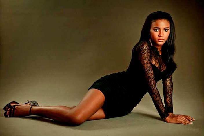 Лейла Лопес - Мисс Ангола 2010