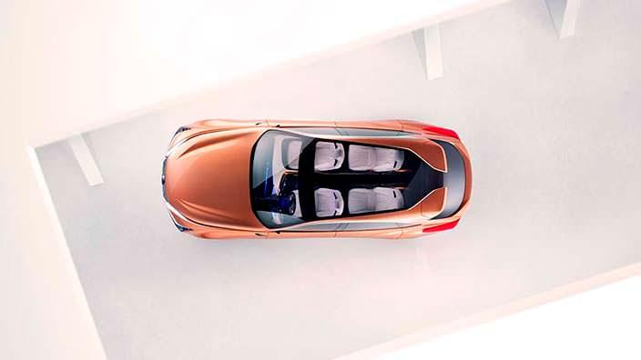 Lexus LF-1 Limitless Concept: кроссовер со стеклянной крышей