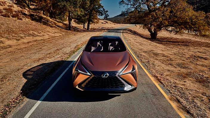 Lexus LF-1 Limitless 2018