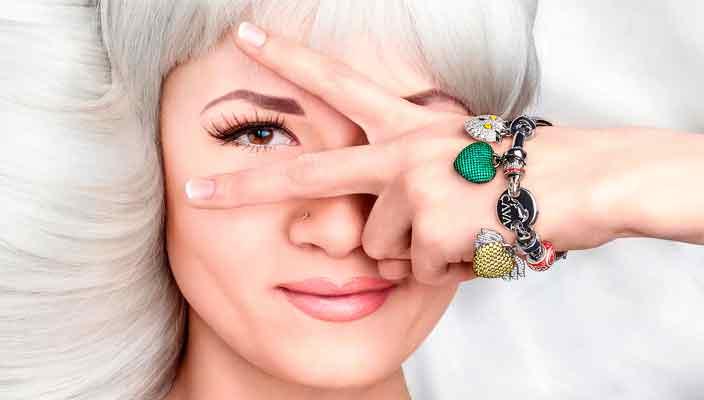 Магазин ÇA VA: женские серебряные браслеты. Большой выбор