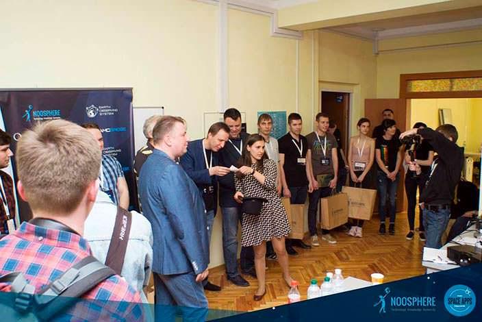 Nasa Space Apps Challenge под патронатом Макса Полякова