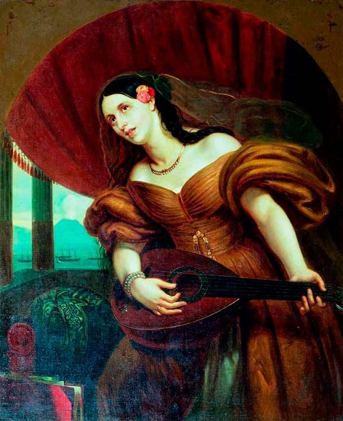 Мария Александровна Салтыкова - самая развратная женщина 1800-х гг.