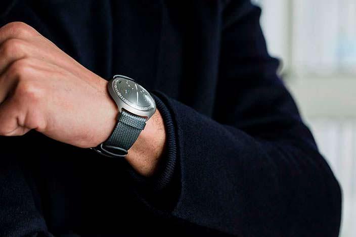Бельгийские механические часы Ressence Type 2 e-Crown