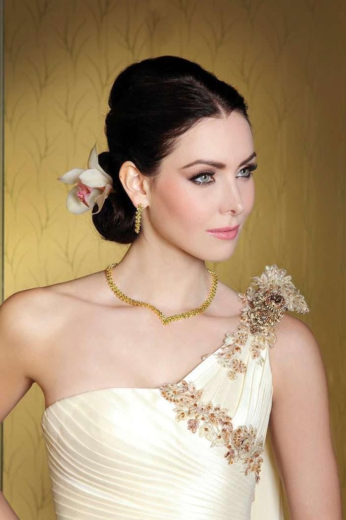 Наталья Глебова - Мисс Вселенная Канада 2005