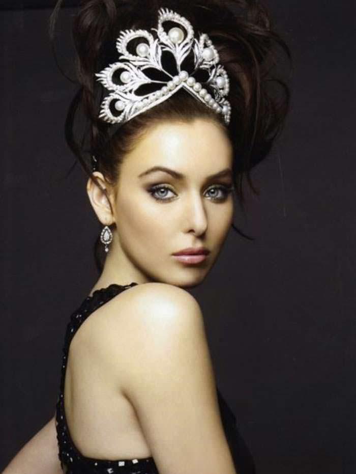 Фото | Мисс Вселенная 2005 года
