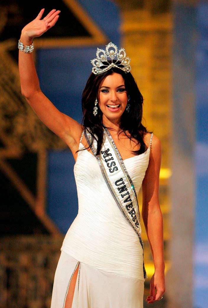 Наталья Глебова - Мисс Вселенная 2005