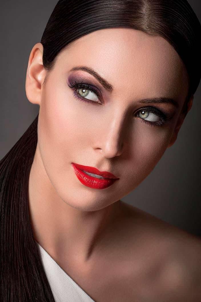 Канадская модель Наталья Глебова