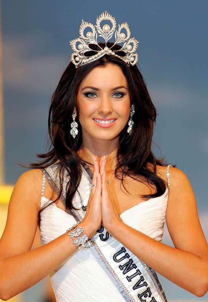 Мисс Вселенная 2005