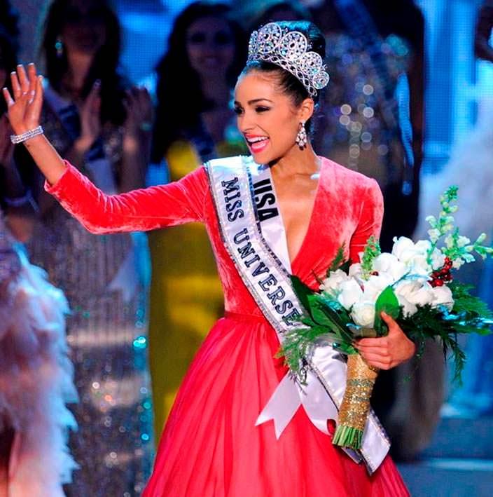 Оливия Калпо - Мисс Вселенная 2012
