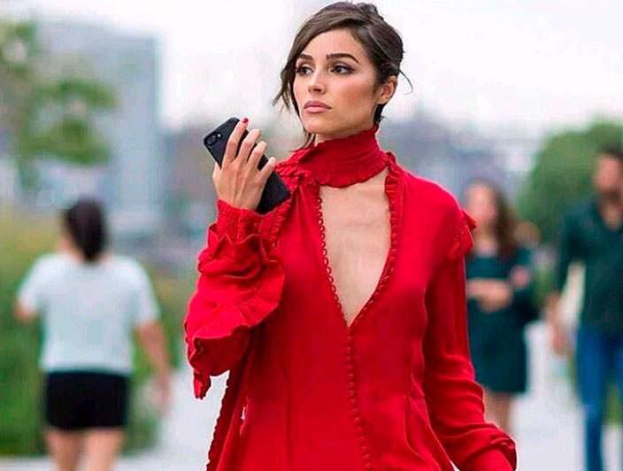 Оливия Калпо - американская модель Мисс Вселенная 2012