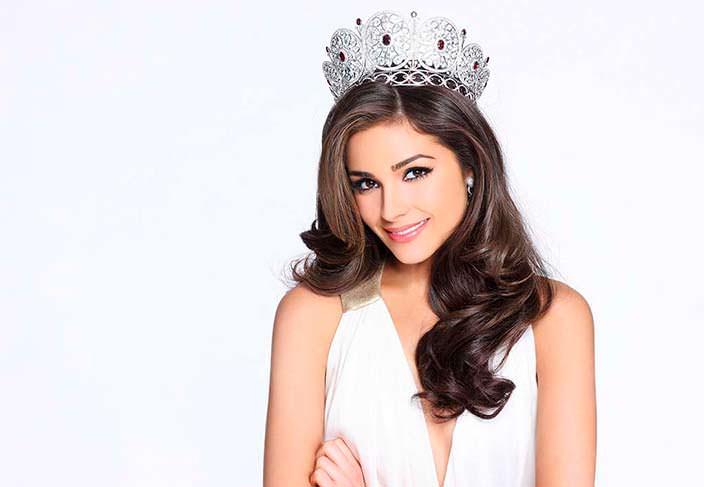 Оливия Калпо - Мисс Вселенная из США
