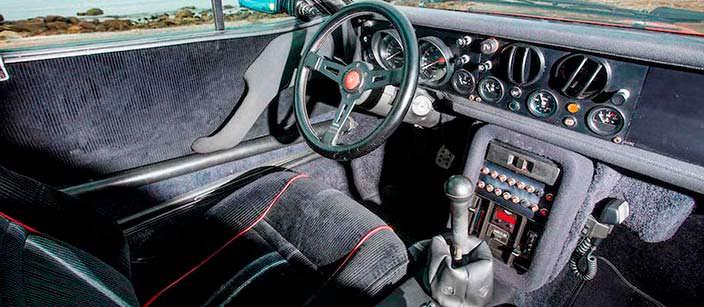 Фото салона Lancia 037 Stradale