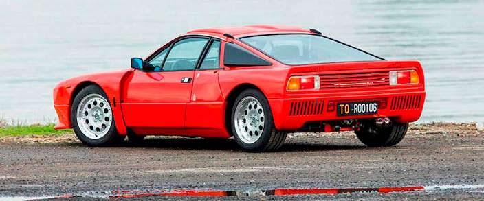 Коллекционная Lancia 037 Stradale