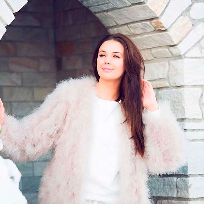 Оксана Фёдорова - Мисс Санкт-Петербург 1999