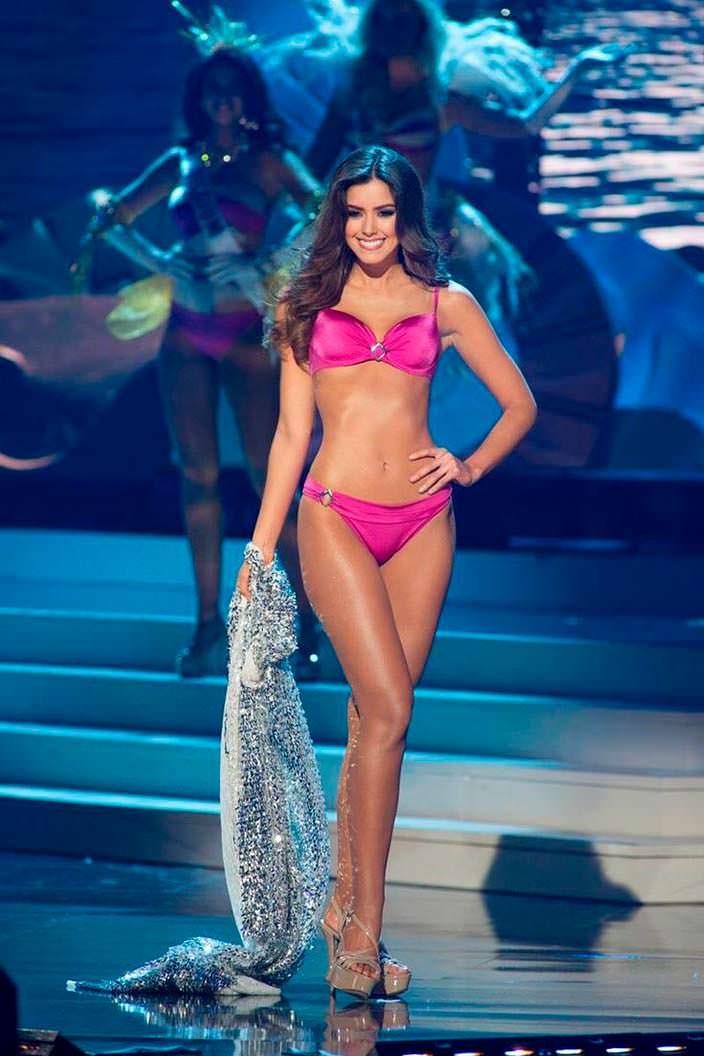 Фото | Мисс Вселенная 2014 в купальнике