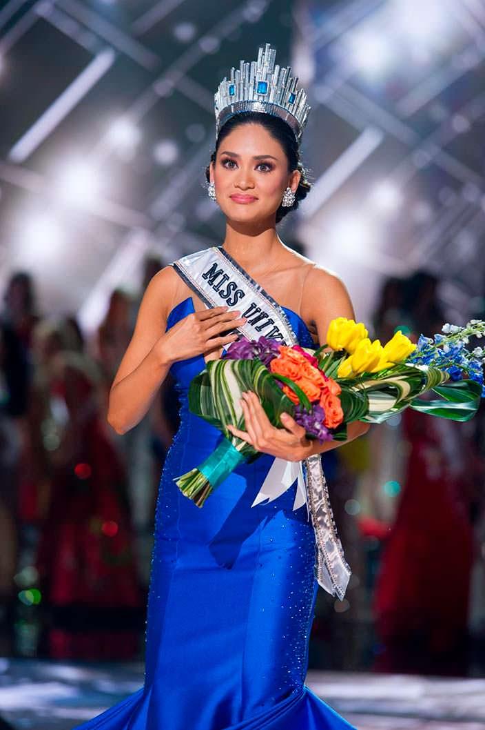 Пия Алонсо Вуртцбах - Мисс Вселенная из Филиппин